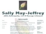 View More Information on Sally May-Jeffrey Naturopath