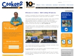 View More Information on Cookers Bulk Oil Systems