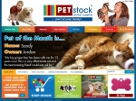 View More Information on Petstock