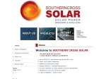 View More Information on Southern Cross Solar