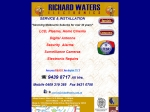 View More Information on Richard Waters Electronics