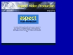 View More Information on Aspect Video Production