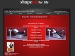 View More Information on Shape Up & Zip Out!