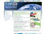View More Information on Planet Ark