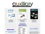 View More Information on Auxiliary Magazine