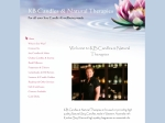 View More Information on KB Candles & Natural Therapies