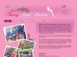 View More Information on Fairy Cool Parties