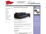 View More Information on Sofabed Specialists