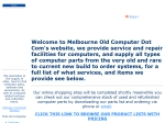 View More Information on Melbourneoldcomputers.Com