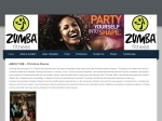 View More Information on Zumba With Christine