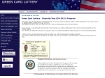 View More Information on Diversity Visa Lottery