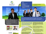 View More Information on Wedge Consulting International