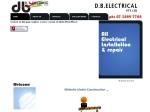 View More Information on D B Electrical Pty Ltd