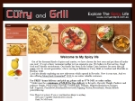 View More Information on Indian Curry And Grill