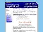 View More Information on Oz Building Inspections
