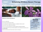 View More Information on Bowen Therapy Enhancing Wellness