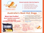 View More Information on Australia's Best Hot Dogs