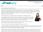 View More Information on Adsurf