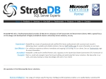 View More Information on Stratadb Pty Ltd