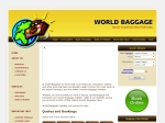 View More Information on World Baggage, Adelaide Airport