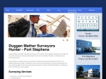 View More Information on Duggan Mather Surveyors