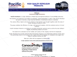 View More Information on Pacific Petroleum Products Pty Ltd