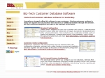 View More Information on Biz-Tech Software