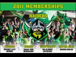 View More Information on Canberra Raiders