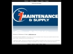 View More Information on 1 Maintenance & Supply