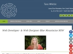 View More Information on Tara Whitie Web Designer