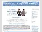 View More Information on Gold Coast Corporate Massage
