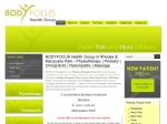 View More Information on Bodyfocus Health Group
