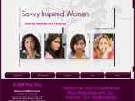 View More Information on Savvy Inspired Women