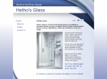 View More Information on Hetho's Glass