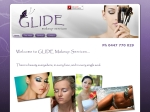 View More Information on Glide Makeup Services