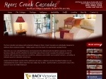 View More Information on Myers Creek Cascades