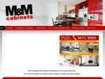 View More Information on M & M Cabinets