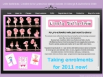 View More Information on Little Ballerinas