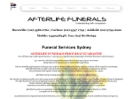 View More Information on Afterlife Funerals