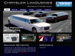 View More Information on Chrysler Limousines, Newcastle & Hunter Valley