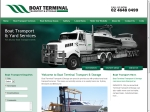 View More Information on Boat Terminal Transport And Storage