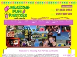 View More Information on Amazing Fun Parties