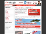 View More Information on Adrenalin Gift Ideas