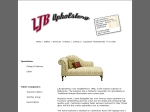 View More Information on LJB Upholstery