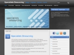 View More Information on Specialists Onsourcing