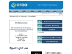 View More Information on Crea Laboratory Technologies