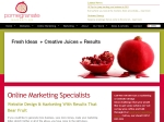 View More Information on Pomegranate Marketing