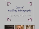 View More Information on Coastal Wedding Photography