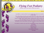 View More Information on Flying Feet Podiatry
