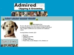 View More Information on Admired Pet Clipping & Grooming